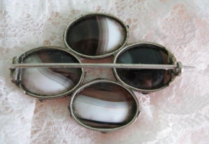 antique scottish agate victorian banded agate brooch jewellery dating tips