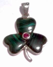 FAKE: This is a coral and malachite mix stamped 925 sterling silver pendant - but it is in fact a fake - both the coral and malachite are made from glass. Coral and malachite mix jewellery is notorious for being fake - in fact the only real one I've ever come across was an antique bangle from about 100 years ago.